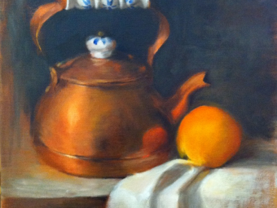 Still life in colour
