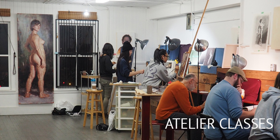 Atelier Art Classes